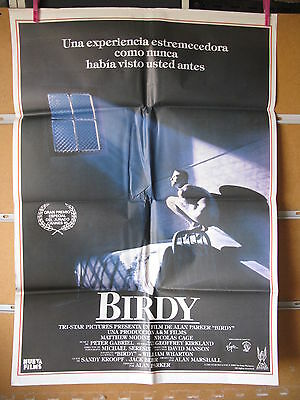 A2002 BIRDY NICOLAS Imprison MATTHEW MODINE ALAN PARKER