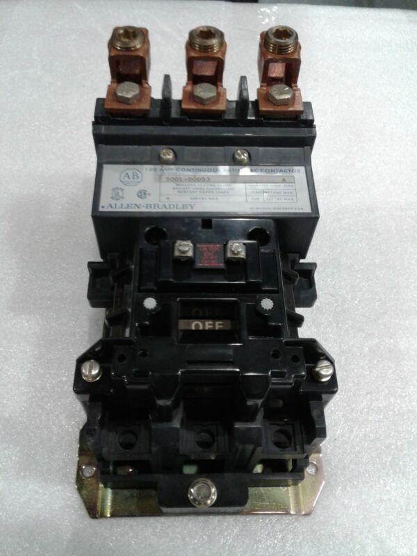 Allen Bradley 500L-DOD93 AC Contactor