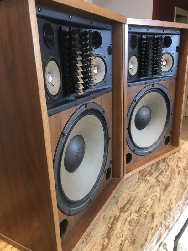 Vintage Sansui Sp 3500 Speakers