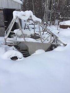 Aluminum buggy