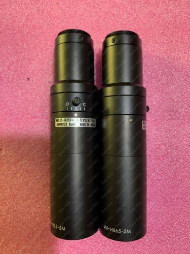 1pc used MOR ITEX 05-HR65-5M telecentric lens