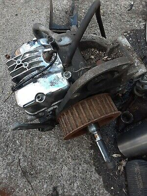 Harley Early 5 Speed Belt Drive Transmission