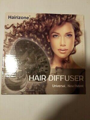 Hairizone Haardiffusoraufsatz Universal-Fön Größe 1.7-2.6