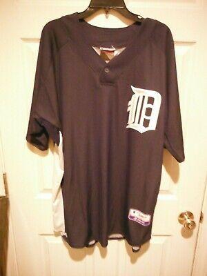 Detroit Tigers Authentic Cool Base (DETROIT TIGERS  Authentic Majestic