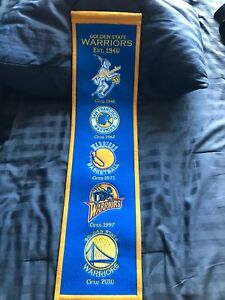 Vintage Warriors Banner