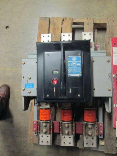 Ksp-1600-240 Ite Power Service Protector 1600a 3p 240v Switch  Used E-ok