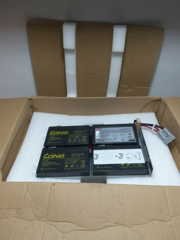 APC SMART-UPS 1000VA REPLACEMENT BATTERY PACK (NOS)