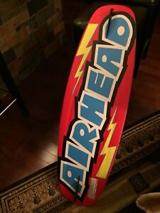 Airhead Shredtime Wakeboard w/ Grab Bindings 124cm