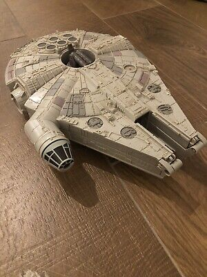 1995 LEWIS GALOOB TOYS MILLENIUM FALCON STAR WARS SPACE SHIP TOY LUCASFILM LTD.