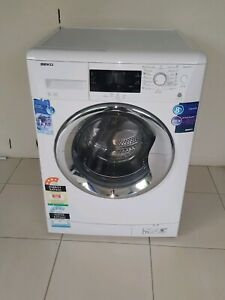 8kg Front Load Beko Washing Machine WMB81641LC