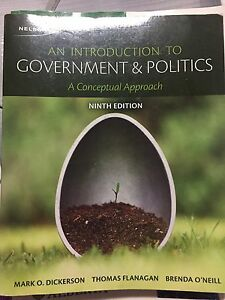 An introduction to Government&Politics