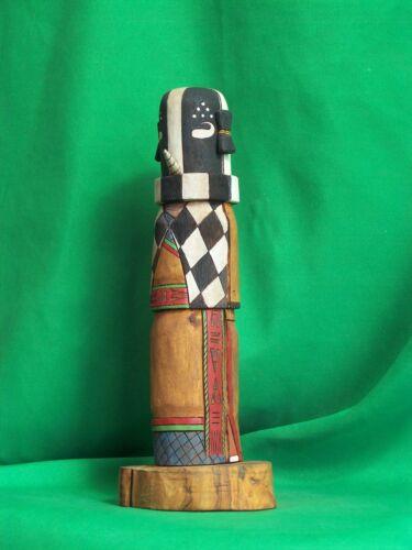 Hopi Kachina Doll - Mr. & Mrs. Kokopelli by Darren Masawytewa - Amazing!
