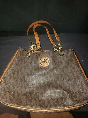 Michael Kors Calvin Klein handbags 2 PURSES AUTHENTIC RARE VINTAGE USA STOCK.