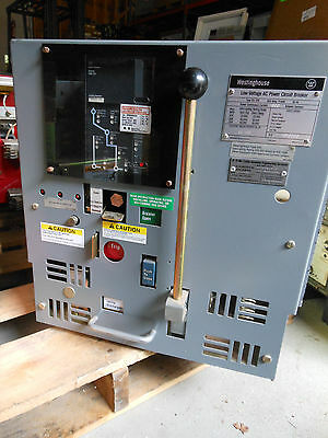 Westinghouse Cutler Hammer Ds-206 Air Circuit Breaker S56lsig