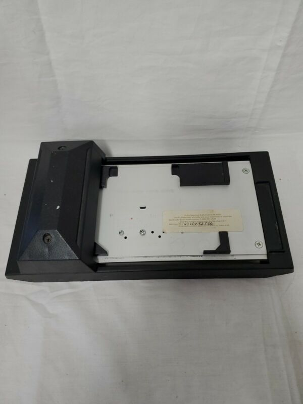 Bartizan Manual Credit Card Imprinter Slider Used