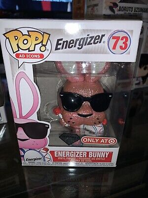Funko POP! Ad Icons: Energizer Bunny - SDCC 2020 - Diamond Collection Exclusive