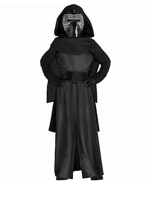 Brand New Disney Star Wars Kylo Ren Deluxe Child Costume Medium