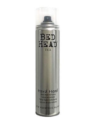 - Tigi Bed Head Hard Head Hair Spray 10.6 Oz