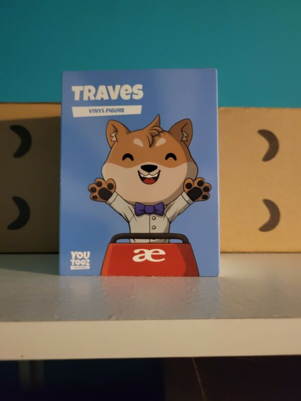 Youtooz #63 Traves VInyl Figure (Sold Out)  Ready to ship!