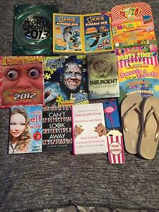 Assorted books 18 items