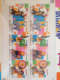 1999 CHILDREN'S TV STAMPS Narangba Caboolture Area Preview