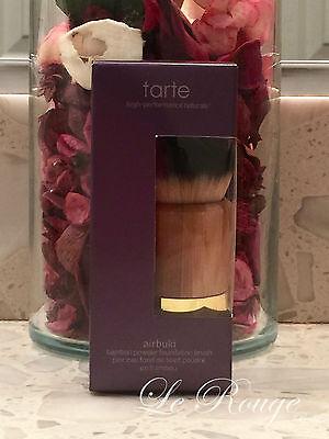 Tarte AIRBUKI BAMBOO POWDER FOUNDATION BRUSH Kabuki Makeup Face NEW IN BOX for sale  Shipping to Nigeria