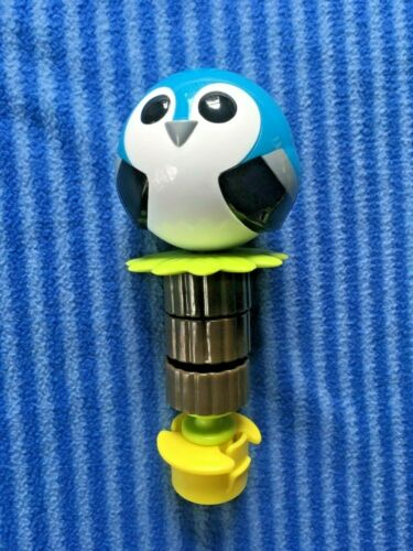 Evenflo Bumbly Bees Exersaucer Bird Spinning Rings Toy Replacement Part