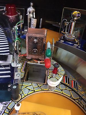 The Vault Mod Bally Williams Addams family pinball machine Mod Pinball Pro