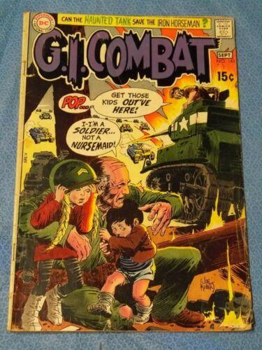 G.I. Combat 143    1970