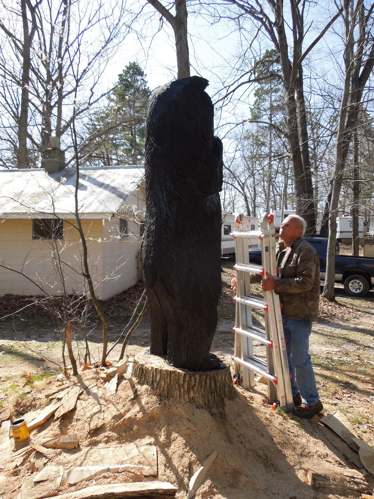 Chainsaw Woodcarving Art and Gifts