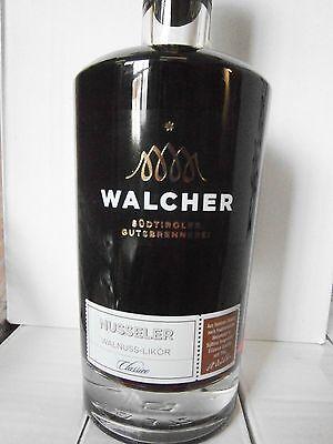 1 x0,7l Walcher Nussler Walnuss Likör ohne die furchtbaren Kunst Aroma Nusseler