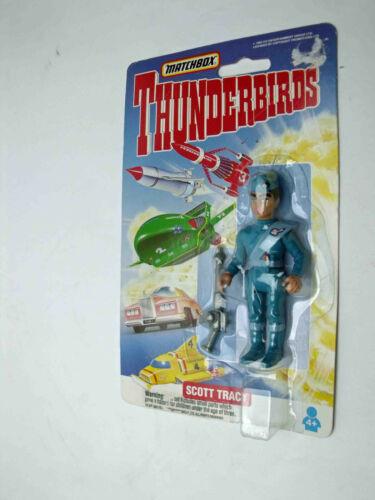Matchbox Thunderbird Scott Tracy - Not Opened