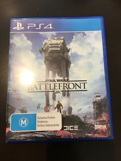PS4 Star Wars Battlefront Mortlake Canada Bay Area Preview
