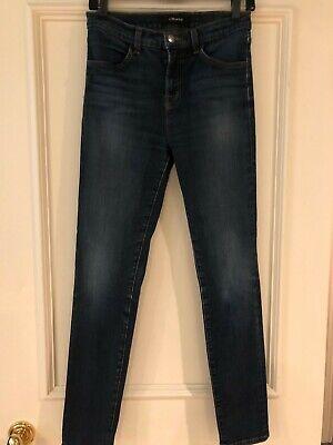 J Brand Maria Skinny Jean Size 28 Veruca Wash