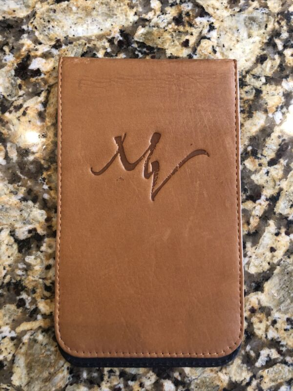 Winston Collection Moon Valley CC Yardage Book Cover