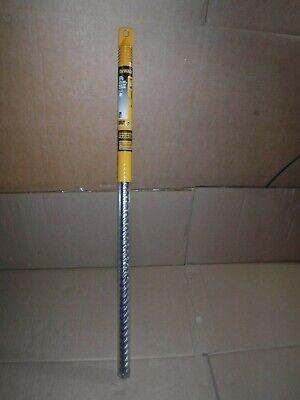 Brand New Dewalt 34 X 27 Spline Rotary Hammer Bit Model Dw5749