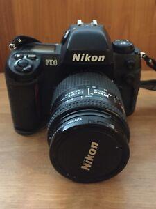 Nikon F100 camera (film)