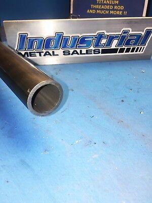 Dom Steel Round Tube 1-14 Od X 12long X .120 Wall--1.250 Od X .120w Dom