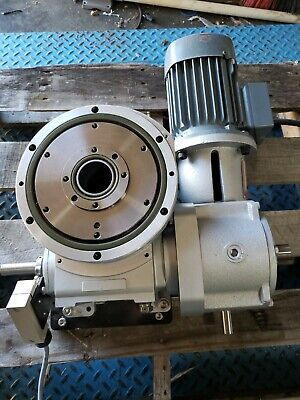 Camco 4 Position 601rdm4h24-270 Rotary Indexer Gear Reduction Motor