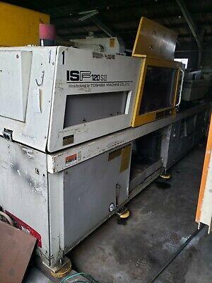 1992 Toshiba Isf120 120 Ton Injection Molding Machine