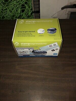 Pitney Bowes Stampexpressions Pup Printer 770-8