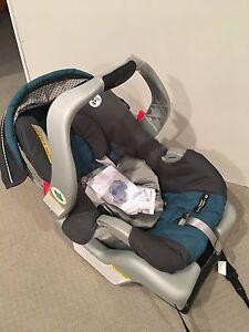 Graco Car Seat & Stroller - $120