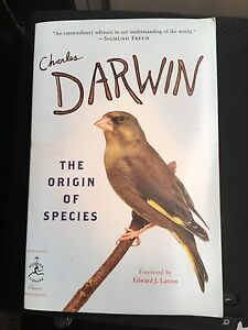 The Origin of the Species - Charles Darwin (Modern Library)