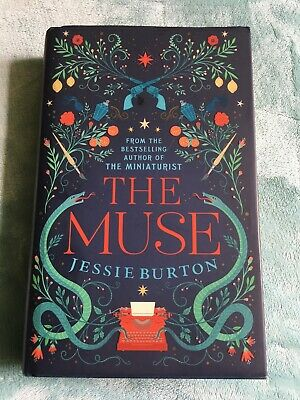 The Muse by Jessie Burton (2016, Hardcover)