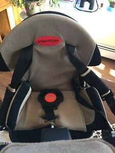 Wee Ride Kangaroo Bike Child Carrier