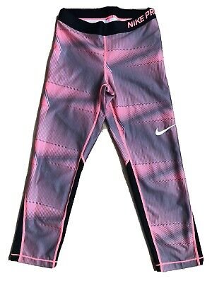 Nike Dri Fit Gym Running Yoga Leggings Active Wear Size M