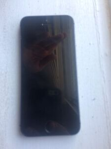 IPHONE 5s 16G hard wiped and UNLOCKED!250