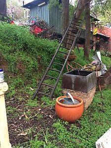 Huge wooden ladder Forrestfield Kalamunda Area Preview