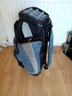 Nike Air Vapor Golf Stand Bag -14 Way Divider
