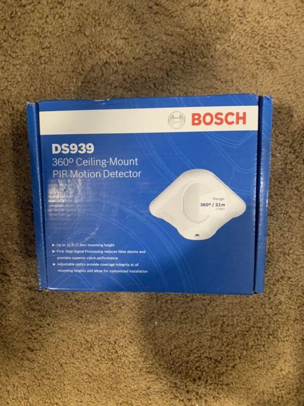 Bosch 939 Motion